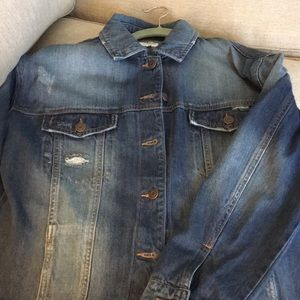Kensie denim jacket